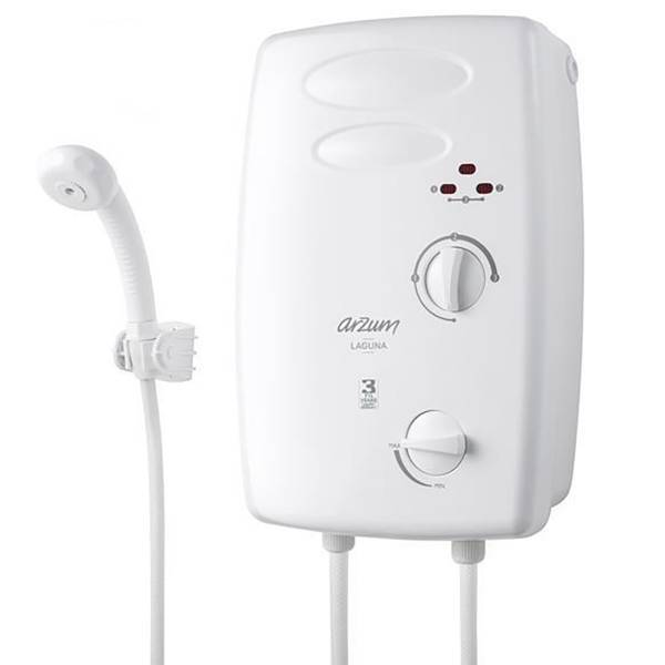 AR012 Laguna Electrical Water Heater - White