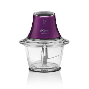 Arzum - AR1021 Prochopp Glass Chopper - Deep Plum