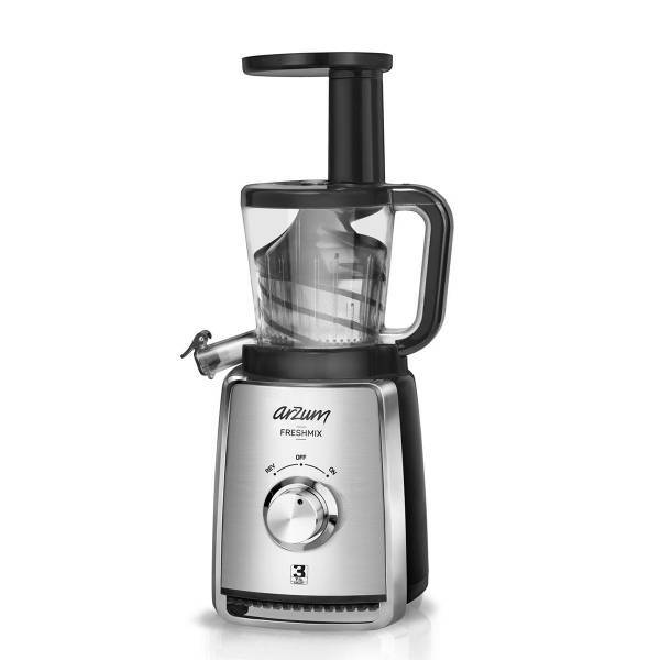 AR1050 Freshmix Slow Juicer - Stainless Steel
