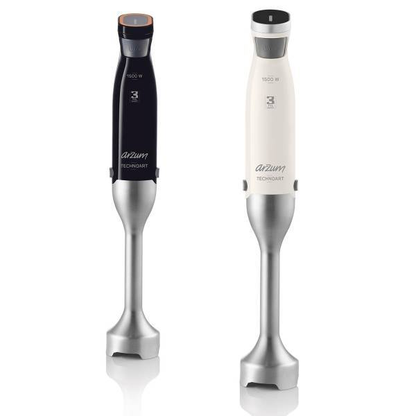 AR1052 Technoart Hand Blender - Black
