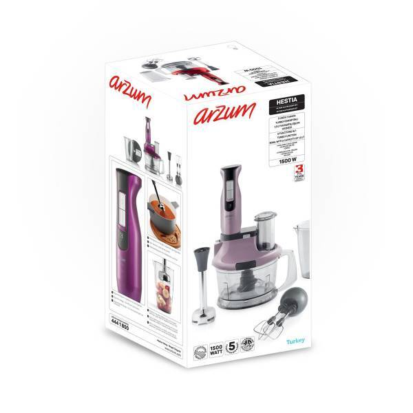 AR1058 Hestia Multı Blender Set - Dreamline