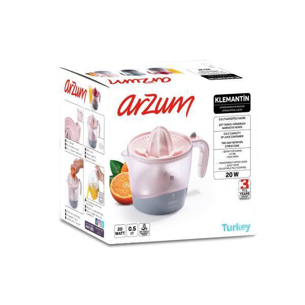 AR1059 Klemantin Citrus Juicer - Candy