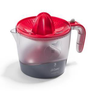 - AR1059 Klemantin Citrus Juicer - Red