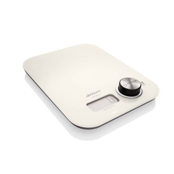 AR1063 Infinity Eco-Friendly Kitchen Scale - White