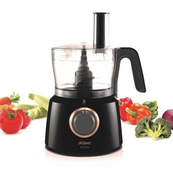 AR1064 Maxthon Food Processort - Black