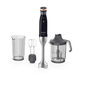 - AR1065 Technoart Maxi Hand Blender Set - Black