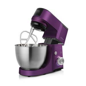 Arzum - AR1067 Crust Mix Plus Stand Mixer - Deep Plum