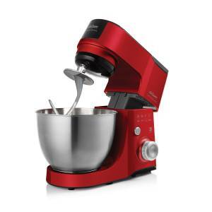 Arzum - AR1067 Crust Mix Plus Stand Mixer - Pomegranate