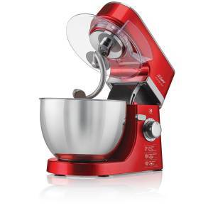 Arzum - AR1069 Crust Mix 1000 Stand Mixer - Pomegranate