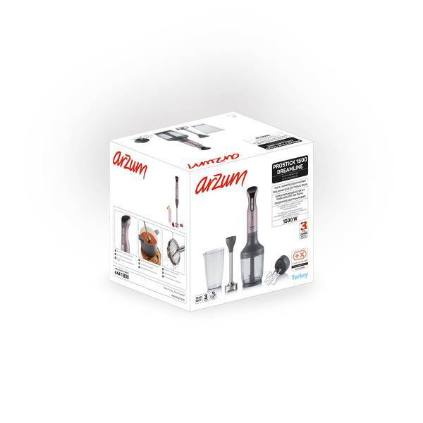 AR1071 Prostick 1500 Hand Blender Set - Dreamline