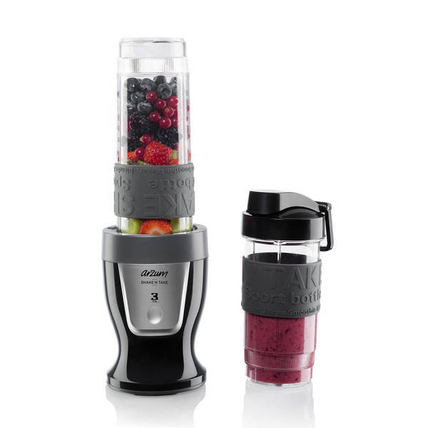 AR1075 Shake'N Take Cool Personal Blender - Black