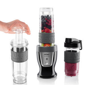 Arzum - AR1075 Shake'N Take Cool Personal Blender - Black