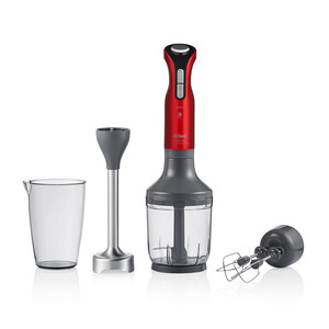 - AR1083-N Prostick Multispeed 2000 Hand Blender Set - Pomegranate