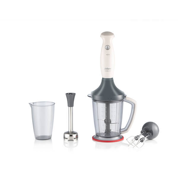 AR1107-B Megablend Hand Blender Set - White