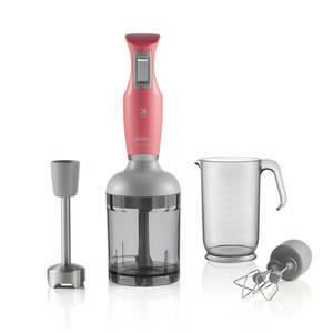 - AR1108-MC Smarty Neo Hand Blender Set - Pink
