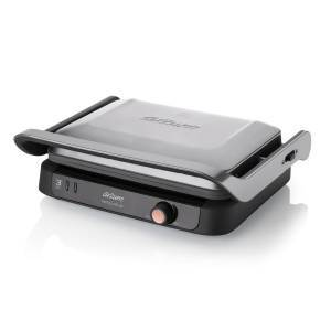 - AR2001 Tostçu Delux Grill and Sandwich Maker - Stainless Steel