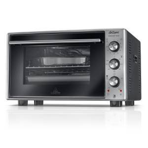 Arzum - AR2002 Cookart Maxi 50 Lt Double Glassed Oven - Stainless Steel