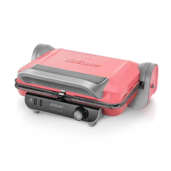 AR2013 Panini Color Grill and Sandwich Maker - Pink
