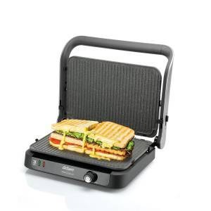 AR2019 Tostçu Delux Grill and Sandwich Maker - Deep Plum - Thumbnail