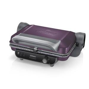 - AR2021 Panini Granite Grill and Sandwich Maker - Deep Plum