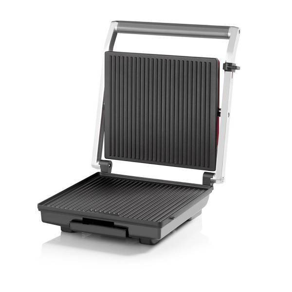 AR2022 Metalium Grill and Sandwich Maker - Stainless Steel