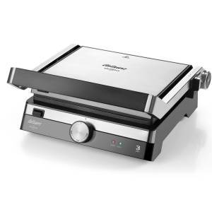 Arzum - AR2023 Grandia Grill and Sandwich Maker - Stainless Steel