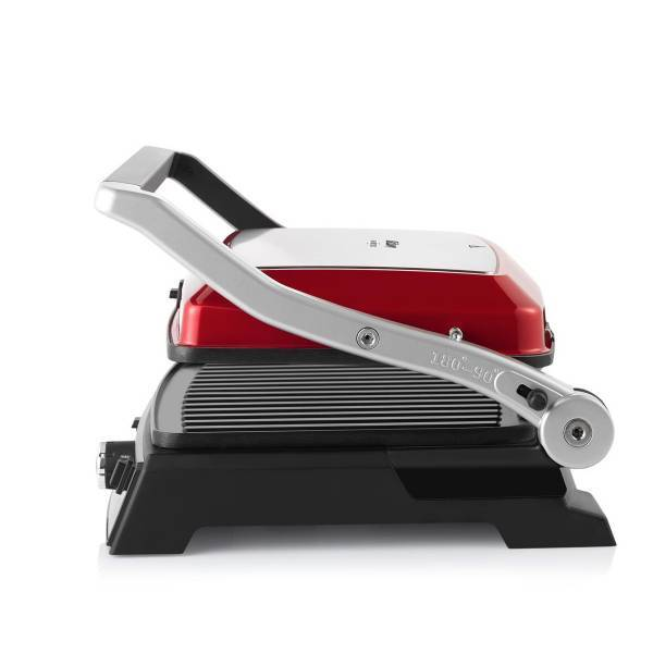 AR2025 Kantintost Grill and Sandwich Maker - Pomegranate