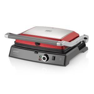 Arzum - AR2025 Kantintost Grill and Sandwich Maker - Pomegranate