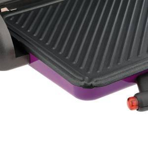 AR2026 Prego Grill and Sandwich Maker - Deep Plum - Thumbnail