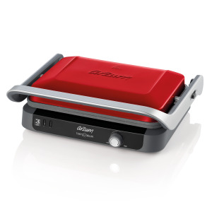 - AR2027 Tostçu Delux Grill and Sandwich Maker - Pomegranate