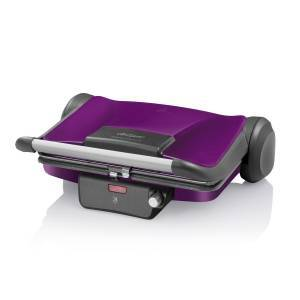 - AR2030 Grado Granite Grill and Sandwich Maker - Deep Plum