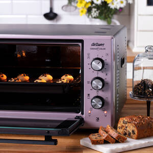 AR2034 Cookart Color 50Lt Double Glassed Oven - Dreamline - Thumbnail