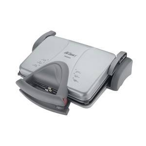 AR227 Marino Grill and Sandwich Maker - Grey - Thumbnail