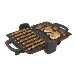 AR287 Tostani Grill and Sandwich Maker - Red - Thumbnail
