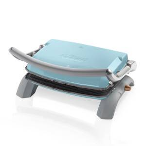 AR292 Tostçu Lux Granıte Grill and Sandwich Maker - Blue - Thumbnail