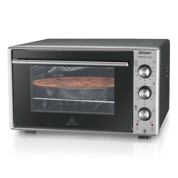 AR293 Cookart Plus Midi Oven - Stainless Steel
