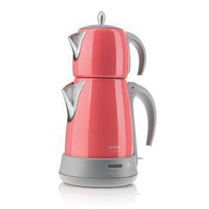 AR3019 Çaycı Klasik Tea Machine - Pink - Thumbnail