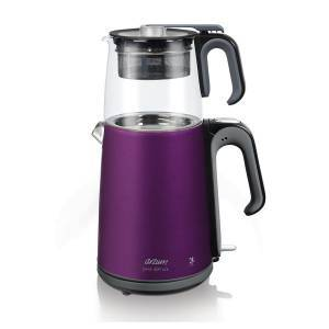 - AR3031 Çaycı Heptaze Tea Machine - Deep Plum