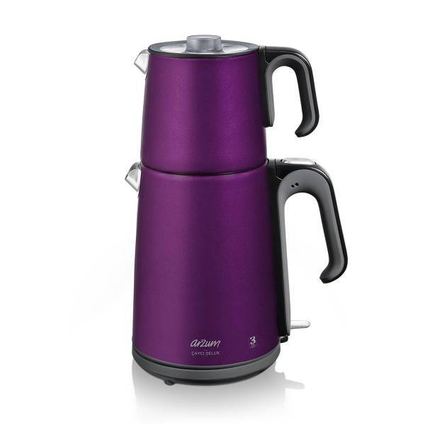 AR3042 Çaycı Delux Tea Machine - Deep Plum