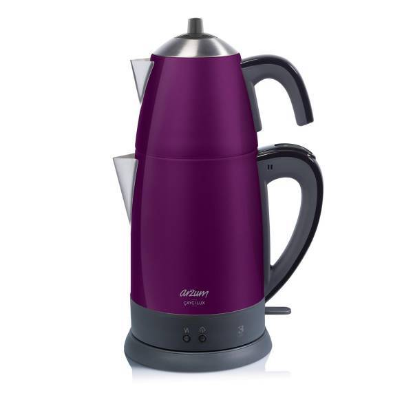 AR3055 Çaycı Lux Tea Machine - Deep Plum