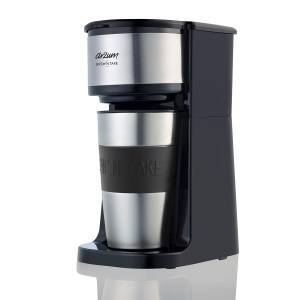AR3058 Brew'N Take Personal Filter Coffee Machine - Black - Thumbnail