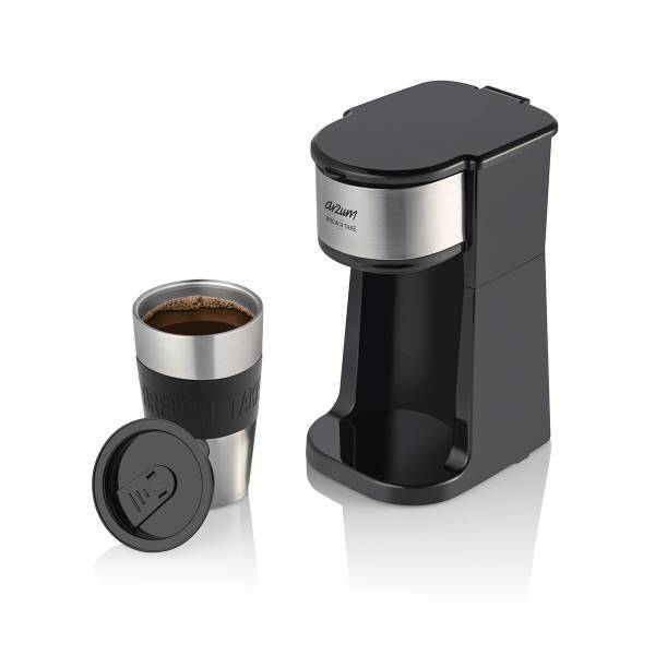 AR3058 Brew'N Take Personal Filter Coffee Machine - Black