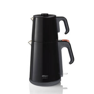 Arzum - AR3080-S Çay Sefası Tea Machine - Black