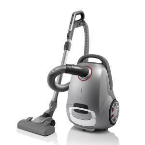 AR4034 Cleanart Ultra Silent Vacuum Cleaner- Grey - Thumbnail