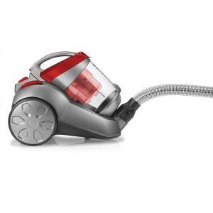 AR4047 Grande Turbo Cyclone Filter Vacuum Cleaner - Red - Thumbnail