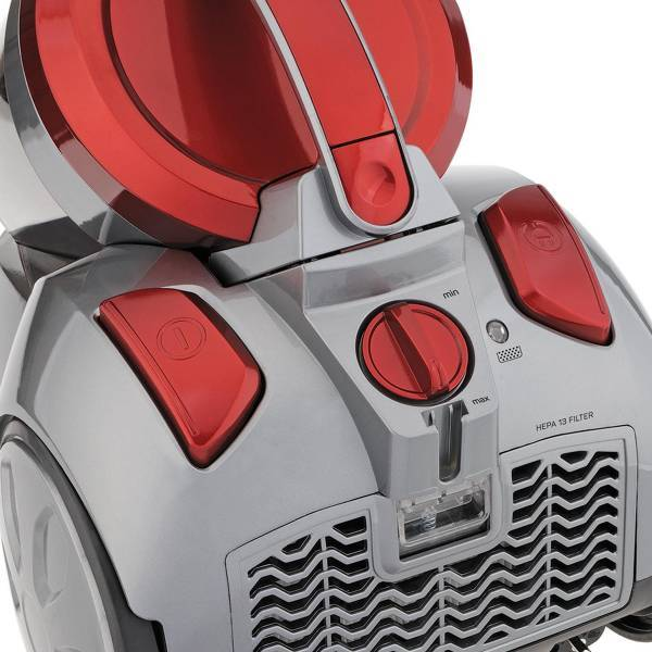 AR4047 Grande Turbo Cyclone Filter Vacuum Cleaner - Red