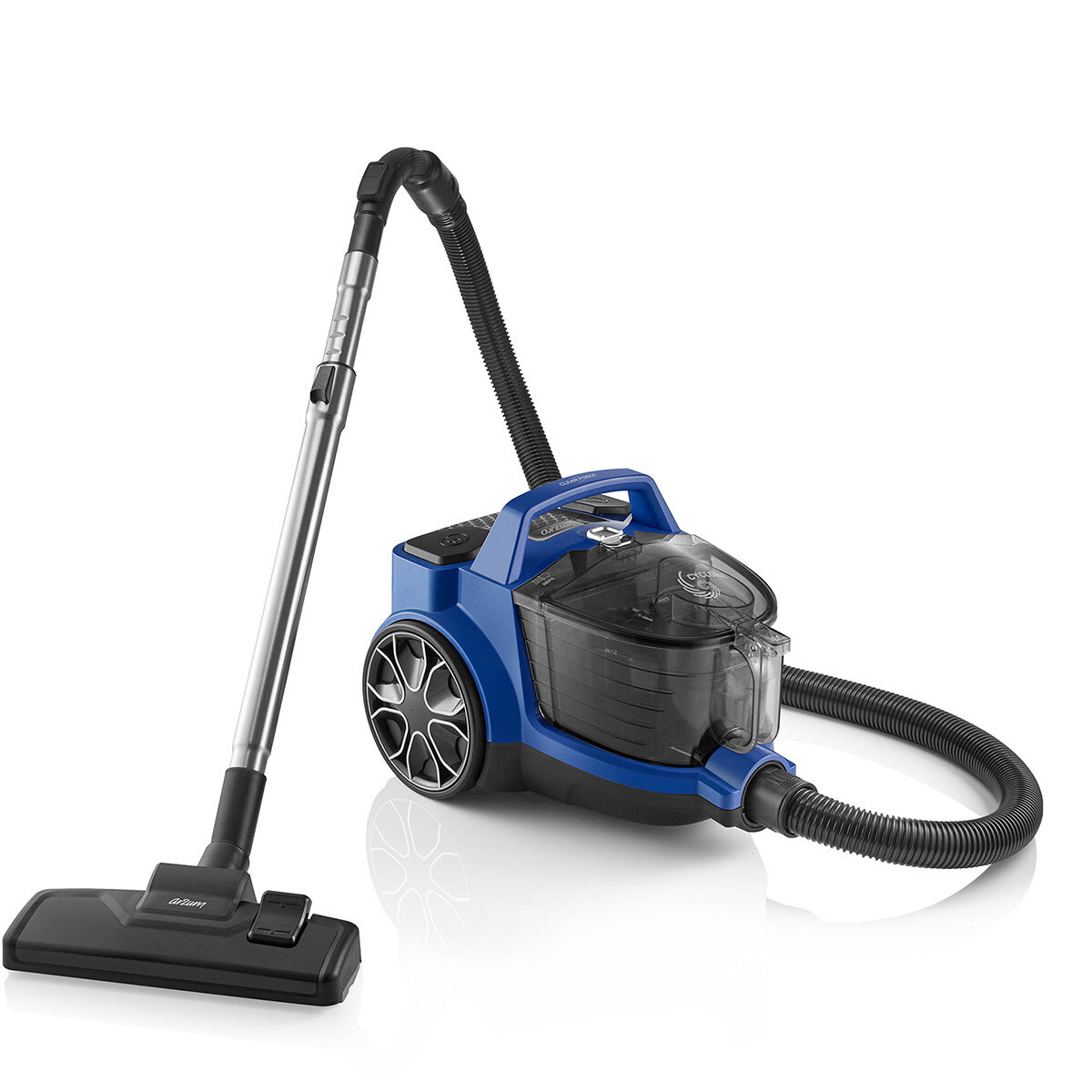 Arzum - AR4072 Clean Force Blue Cyclone Filter Vacuum Cleaner - Blue