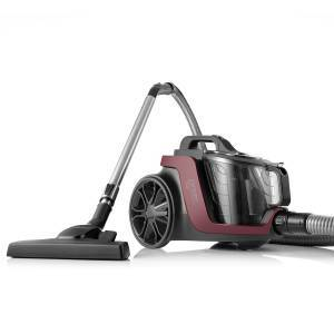 - AR4092 Olimpia Line Cyclone Filter Vacuum Cleaner - Claret Red
