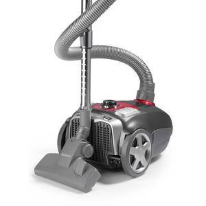 AR4104 Cleanart Compact Vacuum Cleaner - Grey - Thumbnail