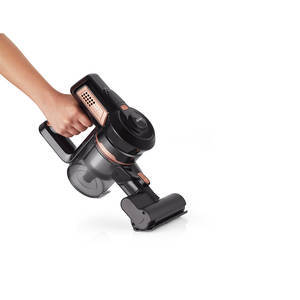 AR4200 Magiclean Force Rechargeable Stick Vacuum Cleaner - Black - Thumbnail
